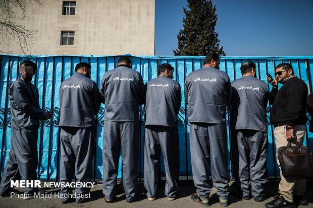طرح جمعآوری اراذل و اوباش شهر تهران