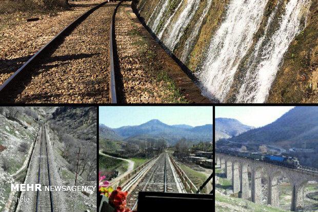 جاذبههایی که پشت هم قطار میشوند؛سفر رؤیایی از مسیر ریلی گردشگری