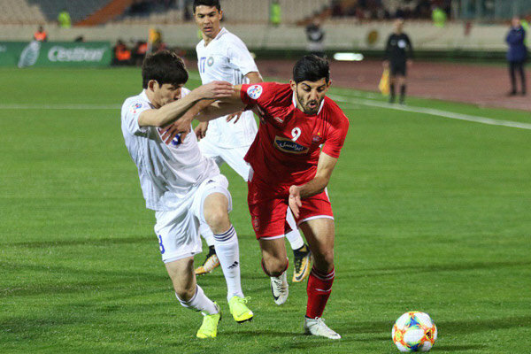 Iran's Perspolis draws against Pakhtakor Tashkent at AFC Champions League 2019