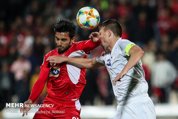 Perspolis vs Pakhtakor in AFC Champions League 2019