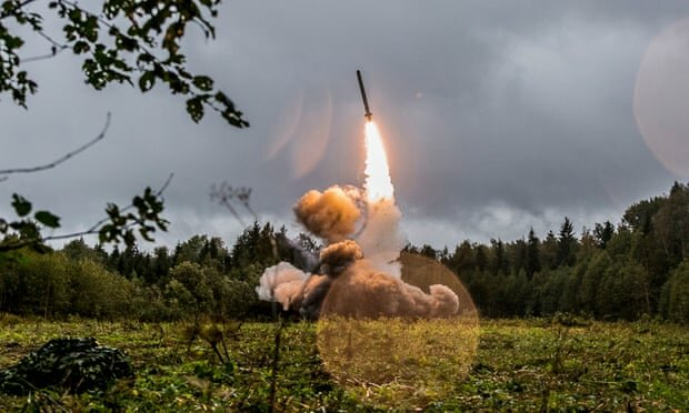 US State Department reacts to Russia's pullout from INF Treaty