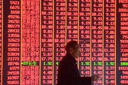 سهام آسیایی در پایینترین سطح ۴ ماهه قرار گرفت / افت سهام اروپا