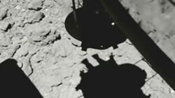 Japon uzay aracı asteroide indi