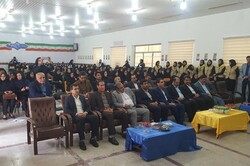 جشن نیکوکاری در ۸۰۰ مدرسه استان بوشهر برگزار شد