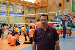 مسئولان گنبدی بین والیبال و والیبال نشسته فرق میگذارند