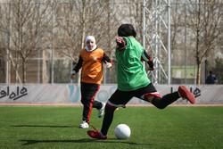 تیم فوتبال بانوان سپیدار پس از ۱۲ هفته ناکامی به برد رسید