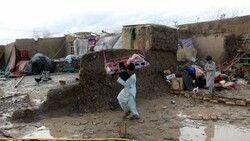 Afghanistan hit by worst floods in 7 years