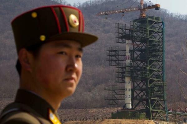 کۆریای باکوور سهرقاڵی ڕێخستنهوهی ئێزگهی مووشهکی تانگ چانگ ڕییه