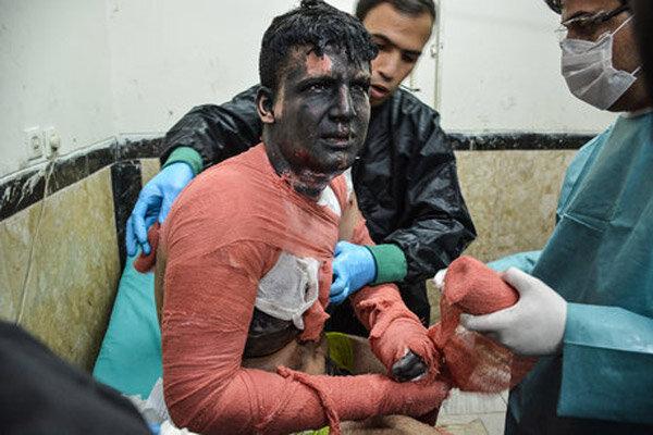 مراسم چهارشنبه سوری در استان تهران ۸۱ مصدوم را راهی بیمارستان کرد