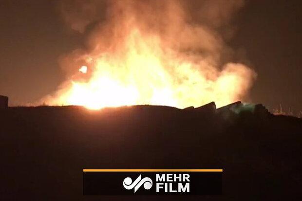 VIDEO: Blasts hit ammunition depot in Cyprus