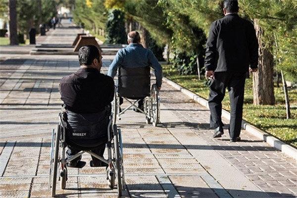 معلولان بوشهری خواستار مناسبسازی محیط/ مسیر حرکت فراهم شود
