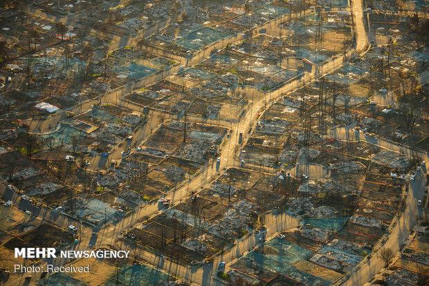 فینالیست های مسابقه عکاسی اسمیتسونیان