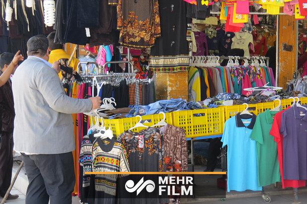 بازار پوشاک ایرانی داغ است