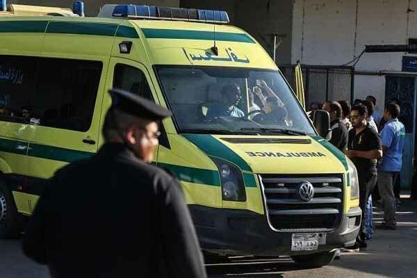 مصر میں فائرنگ سے 10 افراد ہلاک اور زخمی