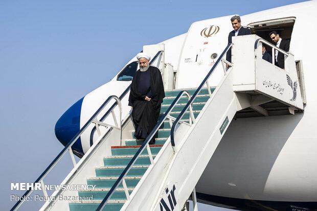 سفر رئیسجمهور به خوزستان بدون حضور رسانهها خواهد بود