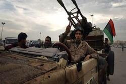 امارات کے ڈرون طیاروں کی طرابلس پر بمباری