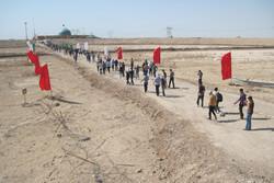 ۳۰۰ هزار نفر از یادمان های دفاع مقدس ایلام بازدید کردند