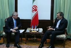 Tahran'da Suriye'nin son durumu masaya yatırıldı