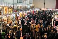 نمایشگاه فروش بهاره در تبریز برپا شد