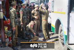 """انفجار در """"جامو"""" هند با حداقل ۱۸ زخمی"""