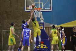 نماینده بسکتبال قم با «نامی نو اصفهان» و «اتحاد بوشهر» همگروه شد