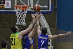 تورنمنت بینالمللی بسکتبال در زنجان برگزار می شود