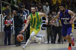 پیروزی شیمیدر مقابل پتروشیمی در بسکتبال باشگاهی غرب آسیا