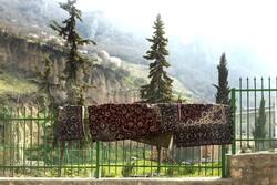 آیین سنتی خانه تکانی در آستانه نوروز
