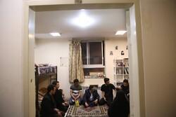 خوابگاه دانشجویی امام علی (ع) دانشگاه علوم پزشکی شهید بهشتی