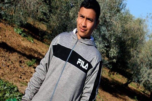 اسرائيلی فوج کی فائرنگ سے 15 سالہ فلسطینی جوان شہید