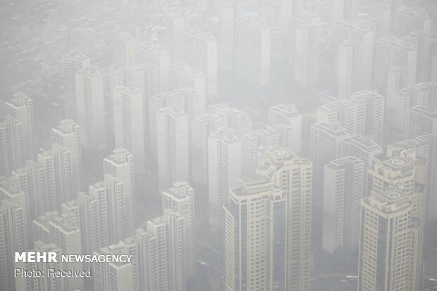 آلودگی هوا خطر ابتلا به فشارخون را افزایش می دهد,