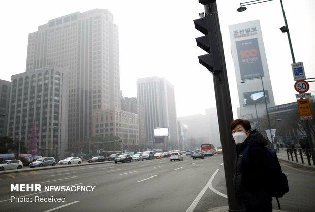 آلودگی هوا به اندازه کشیدن یک پاکت سیگار در روز مضر است,