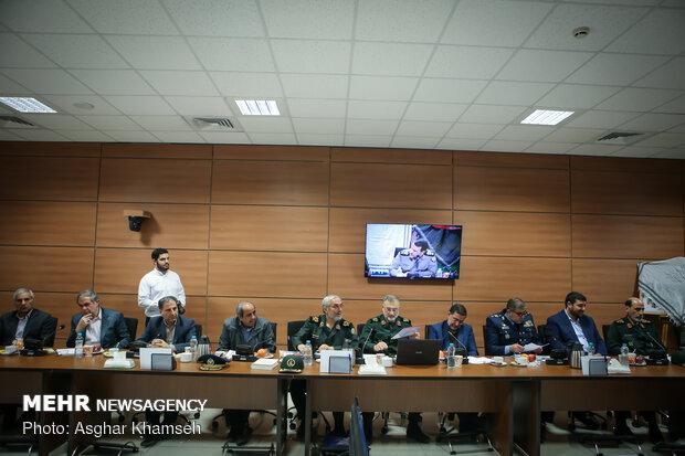 نشست شورای سیاستگذاری راهیان نور کشور