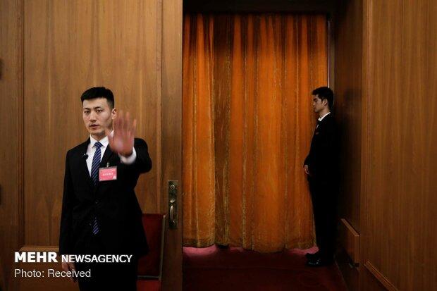 نشست سالانه کنگره ملی خلق چین