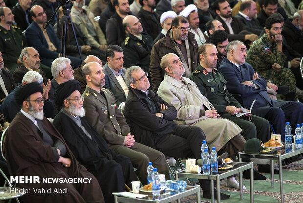 گرامیداشت سردار شهید «مهدی باکری» در تبریز