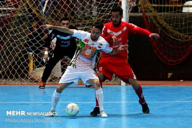 تیم فوتسال «سوهان محمد سیما» در جام حذفی فوتسال شرکت میکند
