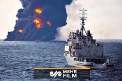 İran petrol tankerine korsan saldırısı