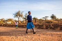 رفتن به مدرسه در کنیا