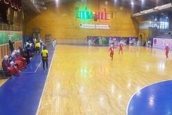 پیروزی تیم ملی فوتسال بانوان ایران مقابل روسیه/ کریمی مصدوم شد