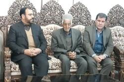 دیدار معاون پارلمانی رئیس جمهور با خانواده شهید ایزدپناه در یاسوج