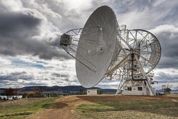 """مركز الابحاث الفضائية يُشغل أول """"تلسكوب راديوي"""" ضخم من صنع ايران"""