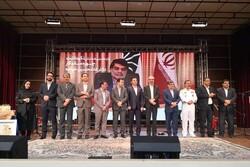 چهره ماندگار و شهروند افتخاری بوشهر تجلیل شدند