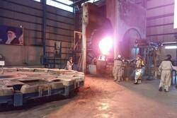 واحد صنعتی، معدنی فجر ۲ برای ۳۰۰ نفر شغل ایجاد کرده است