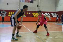 درخشش تیم بسکتبال چهارمحال و بختیاری در رقابت های کشوری