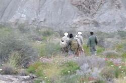 یک گروه شکارچی حرفهای در منطقه شکارممنوع کوه مند دستگیر شدند