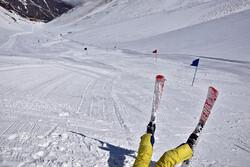 سقوط بهمن در شمیرانات/یک اسکی باز خارجی پیدا شد
