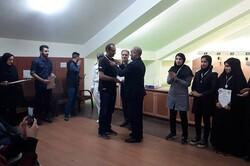 نفرات و تیمهای برتر لیگ تیراندازی استان بوشهر مشخص شدند