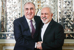 ایران اور آذربائیجان کے وزراء خارجہ کی ملاقات