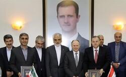Iran's Azad Uni., Damascus Uni. sign MoU