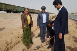 راهآهن یزد مسیر سبز میشود